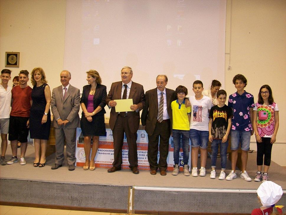 premiazione primogrado_liceo Pezzullo